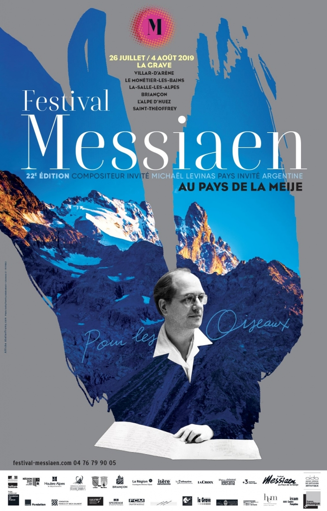 Festival Messiaen, 22e                édition.